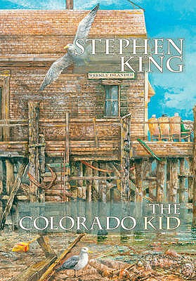 The Colorado Kid - King, Stephen
