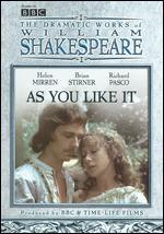 The Comedies of William Shakespeare: As You Like It
