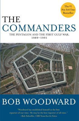 The Commanders - Woodward, Bob