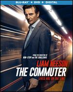 The Commuter [Includes Digital Copy] [Blu-ray/DVD] - Jaume Collet-Serra