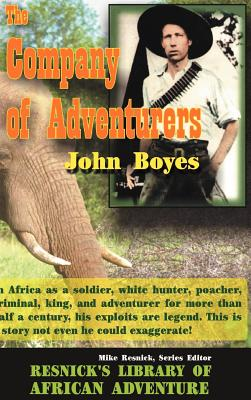 The Company of Adventurers - Boyes, John