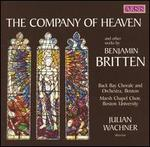 The Company of Heaven and Other Works by Benjamin Britten