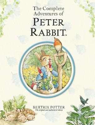 The Complete Adventures of Peter Rabbit - Potter, Beatrix