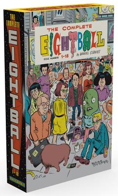 The Complete Eightball 1-18 - Clowes, Daniel