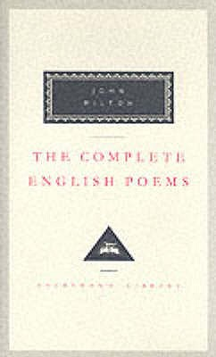 The Complete English Poems - Milton, John, and Campbell, Gordon (Introduction by)