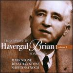 The Complete Havergal Brian Songbook, Vol. 1