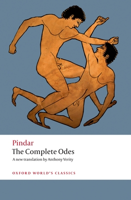 The Complete Odes - Pindar