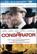 The Conspirator [Blu-ray/DVD]