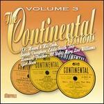The Continental Sessions, Vol. 3