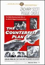 The Counterfeit Plan - Montgomery Tully