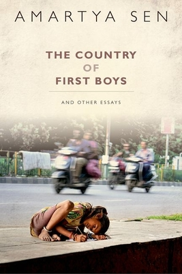The Country of First Boys: And Other Essays - Sen, Amartya, FBA