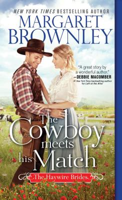The Cowboy Meets His Match - Brownley, Margaret