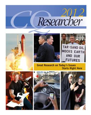 The CQ Researcher Bound Volume 2012 -