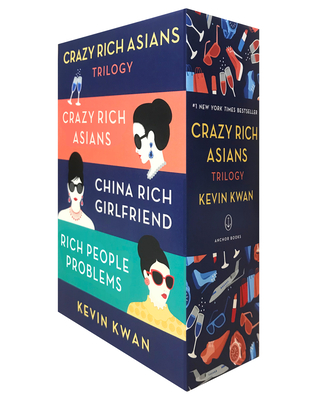 The Crazy Rich Asians Trilogy Box Set - Kwan, Kevin