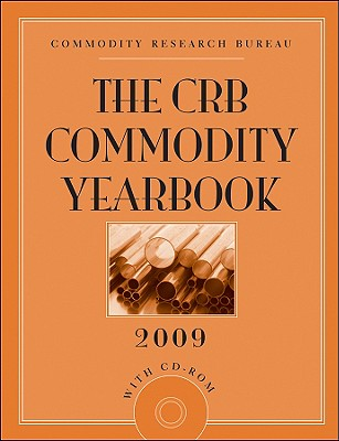 The CRB Commodity Yearbook - Commodity Research Bureau