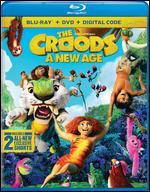 The Croods: A New Age [Includes Digital Copy] [Blu-ray/DVD]