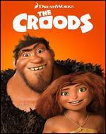 The Croods [Blu-ray/DVD]
