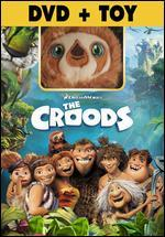 The Croods [With Plush Toy]