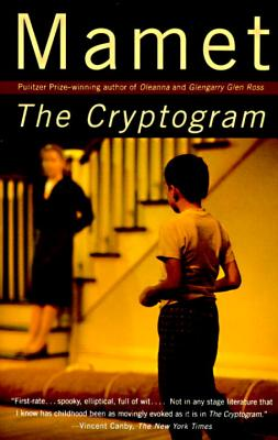 The Cryptogram - Mamet, David, Professor
