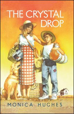 The Crystal Drop - Hughes, Monica