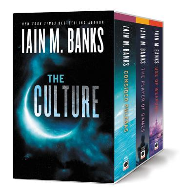 The Culture Boxed Set: Consider Phlebas, Player of Games and Use of Weapons - Banks, Iain M