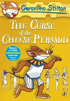 The Curse of the Cheese Pyramid - Stilton, Geronimo, and Hermann, Edward (Read by)
