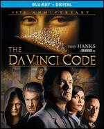 The Da Vinci Code [10th Anniversary Edition] [Blu-ray] [2 Discs]