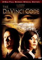 The Da Vinci Code [P&S] [2 Discs] - Ron Howard