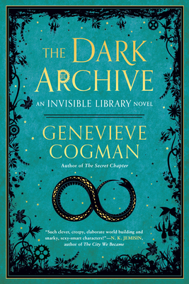 The Dark Archive - Cogman, Genevieve