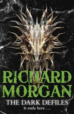 The Dark Defiles - Morgan, Richard