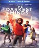 The Darkest Minds [Includes Digital Copy] [Blu-ray/DVD]