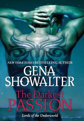 The Darkest Passion - Showalter, Gena
