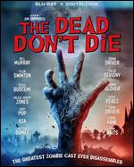 The Dead Don't Die [Includes Digital Copy] [Blu-ray] - Jim Jarmusch