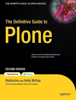 The Definitive Guide to Plone - McKay, Andy