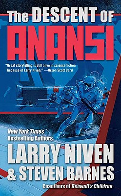 The Descent of Anansi - Niven, Larry Barnes