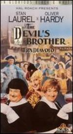 The Devil's Brother - Charles Rogers; Hal Roach