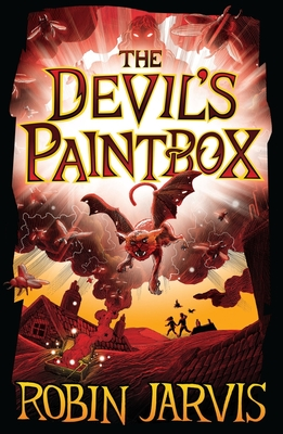The Devil's Paintbox - Jarvis, Robin