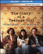 The Diary of a Teenage Girl [Includes Digital Copy] [Blu-ray]