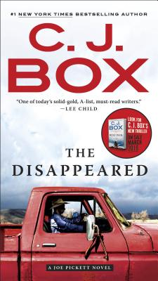 The Disappeared - Box, C J