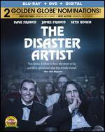 The Disaster Artist [Blu-ray/DVD]