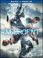 The Divergent Series: Insurgent [Includes Digital Copy] [Blu-ray] [Ultraviolet]