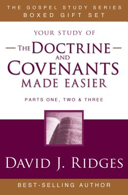 The Doctrine and Covenants Made Easier Boxed Set - Ridges, David