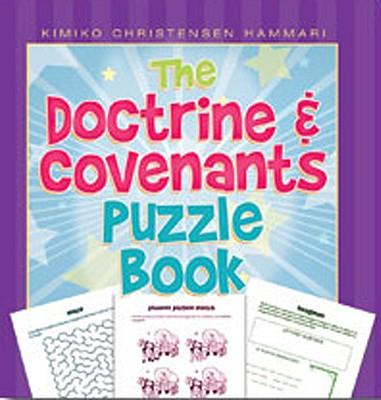 The Doctrine and Covenants Puzzle Book - Hammari, Kimiko