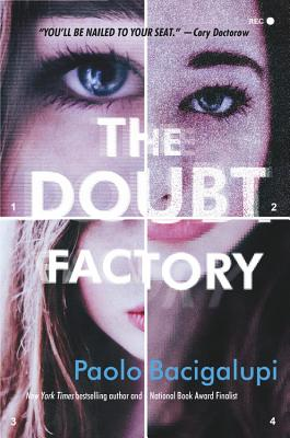 The Doubt Factory: A Page-Turning Thriller of Dangerous Attraction and Unscrupulous Lies - Bacigalupi, Paolo