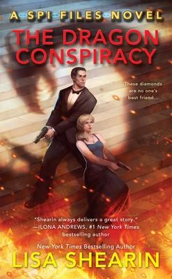 The Dragon Conspiracy - Shearin, Lisa