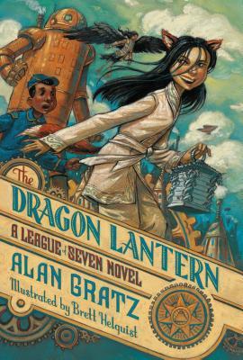The Dragon Lantern - Gratz, Alan