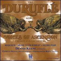 The Duruflé Album - David Jolley (horn); François LeRoux (baritone); Kathleen Bride (harp); Lawrence Dutton (viola); Mark Bleeke (tenor);...
