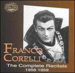 The Early Complete Studio Recitals (1956-1959)