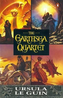 The Earthsea Quartet - Le Guin, Ursula K, and Guin, Ursula Le