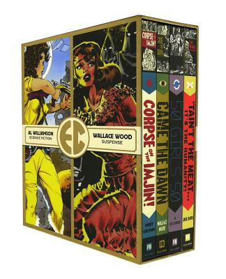 The EC Comics Slipcase Vol. 1 - Davis, Jack